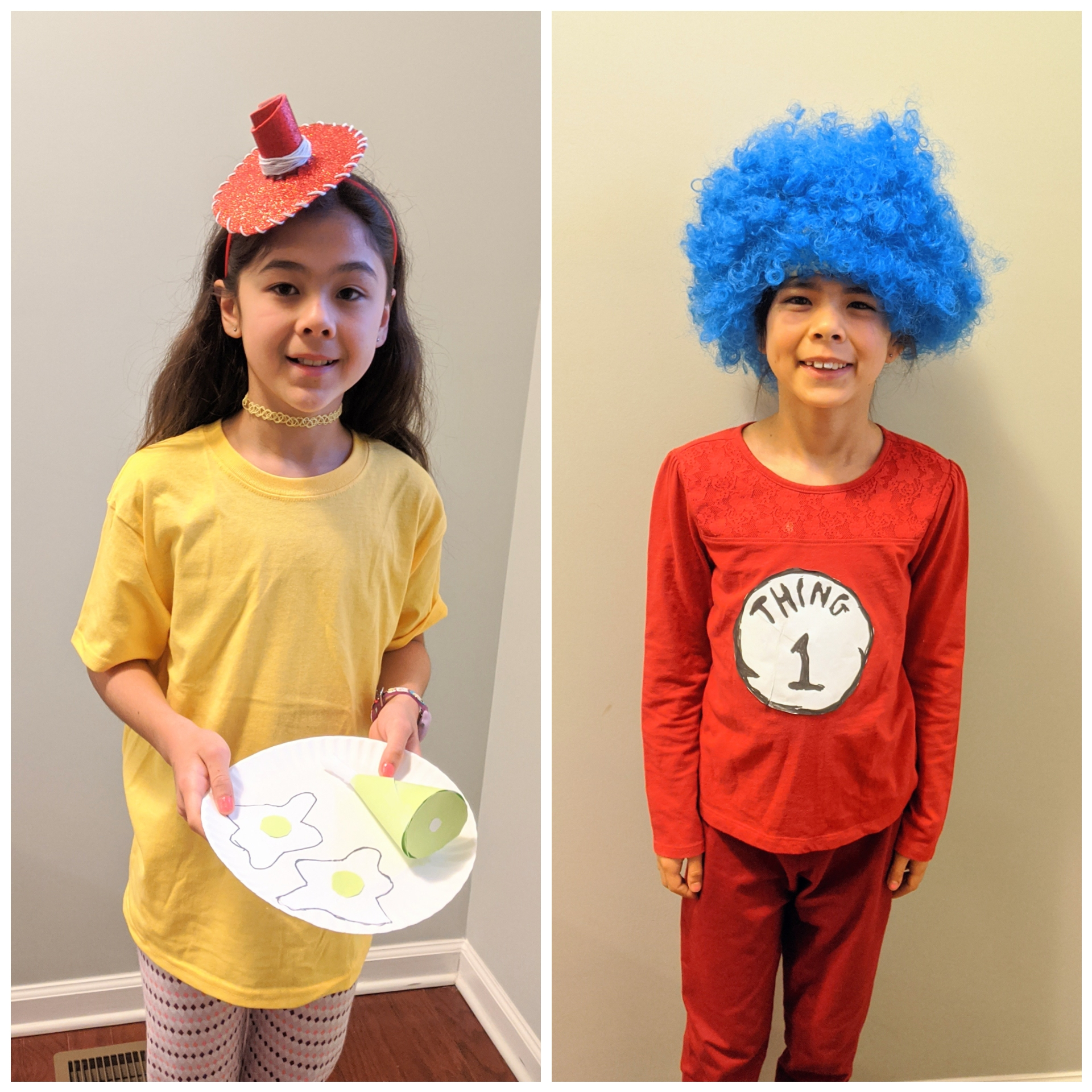 Dr. Seuss Character Day